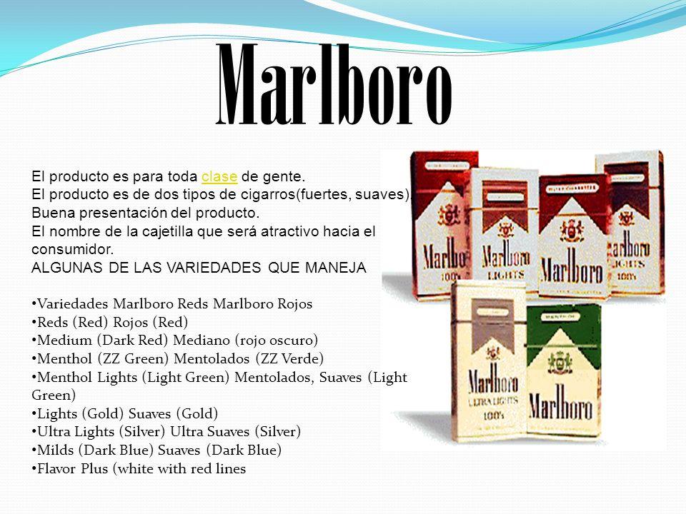 Marlboro Menthol Lights