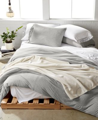 Calvin Klein Modern Cotton Body King Duvet Cover Duvet