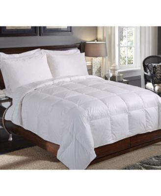 Blue Ridge 235 Thread Count White Down Comforter