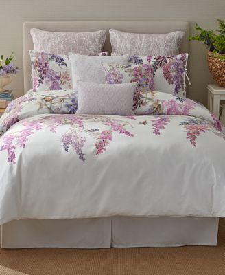 Sanderson Wisteria Falls Bedding Collection Bedding