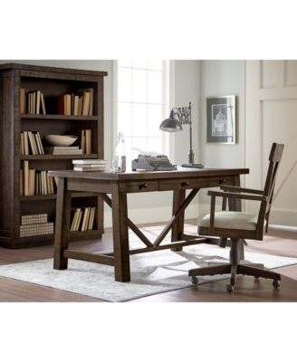 Home Office Furniture and Desks   Macy s Ember Home Office Furniture Collection  Created for Macy s