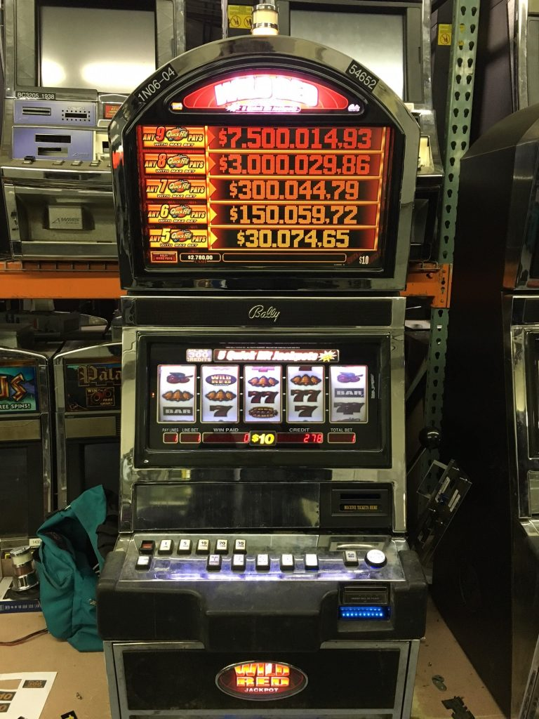 Bally Quickhits Wild Red 777 Slot Machines Unlimited