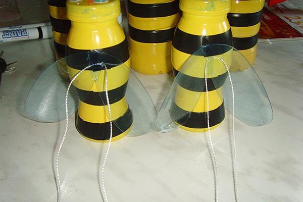 Las abejas están listas