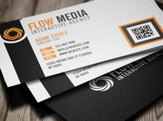 HD Decor Images » 10 Beautifully Designed Free Small Business Card Templates Business Card Template 10