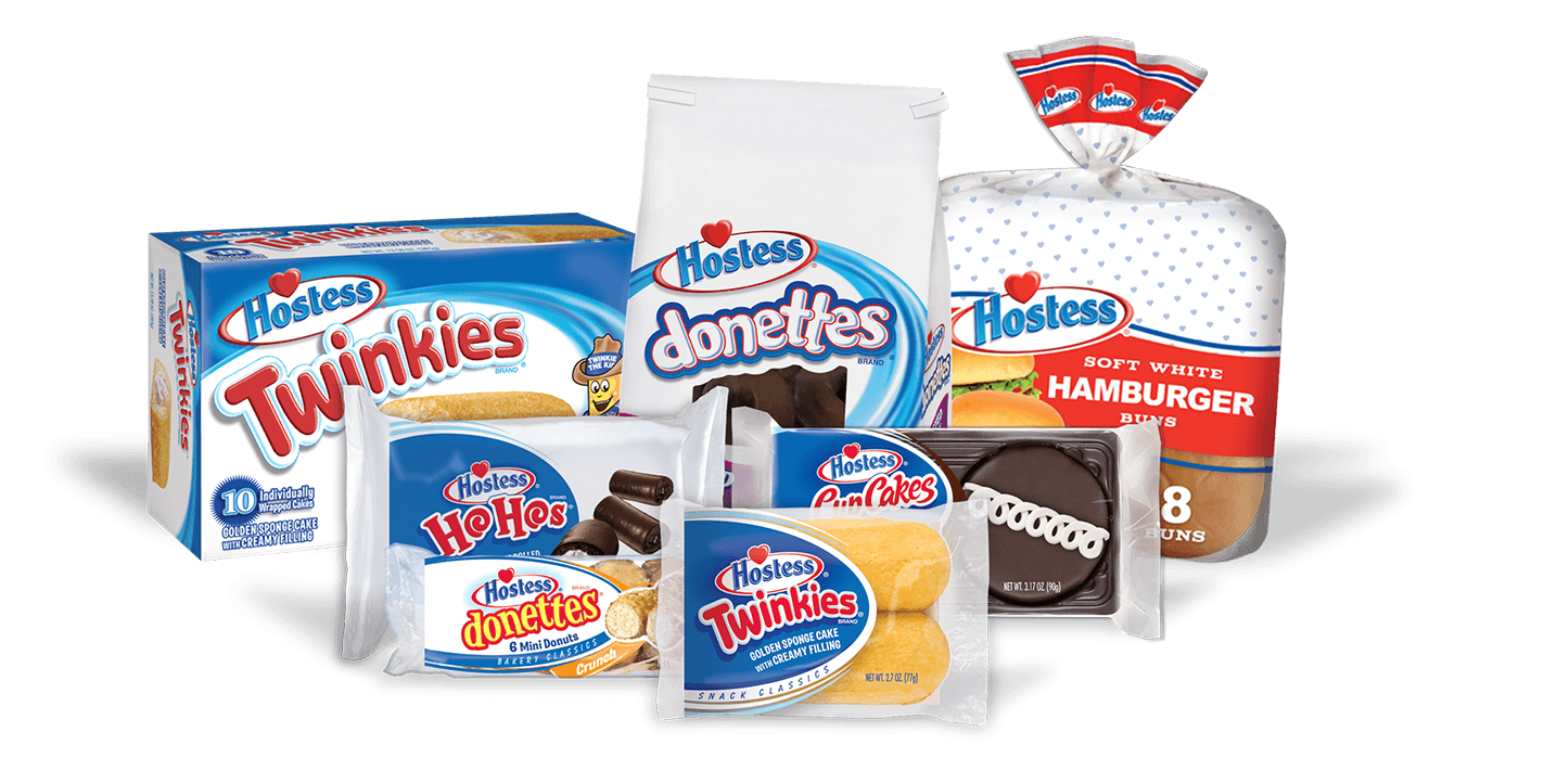 Image result for hostess brands products