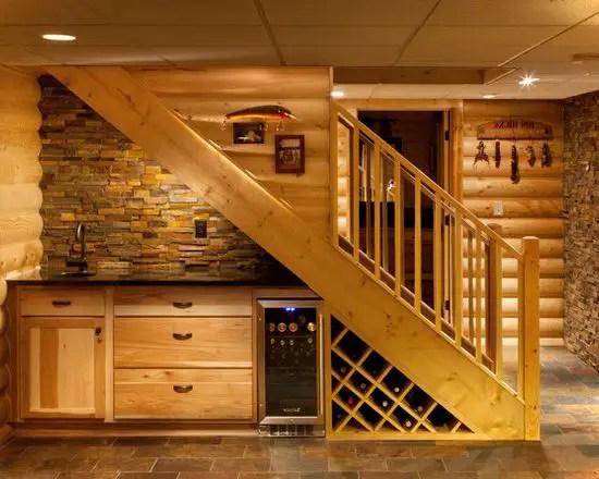 16 Creative Under Stairs Remodelling Ideas Small House Decor   Bar Under The Stairs Design   Living Room   Stair Storage   Interior Design   Wine Cellar   Storage