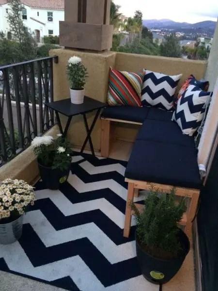 Small Balcony Furniture Sets