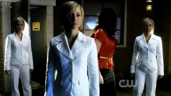 Dr Lois And Fate Smallville