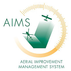 Aerial Improvement Management System (AIMS) accredited