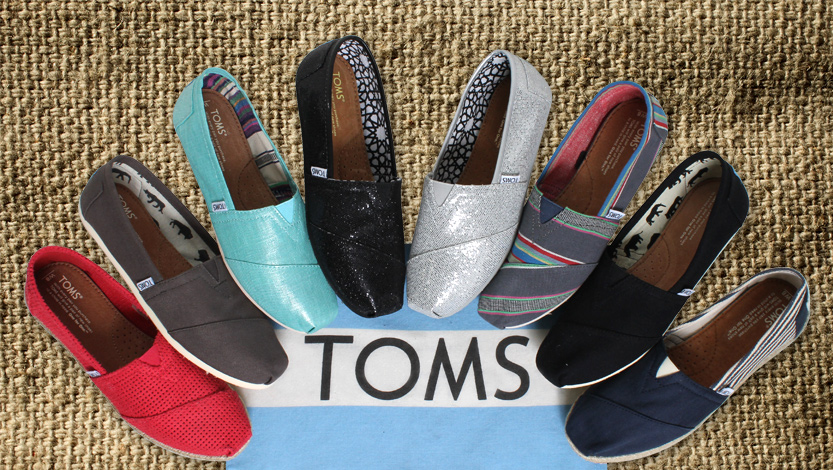 Discount Coupons Toms Shoes