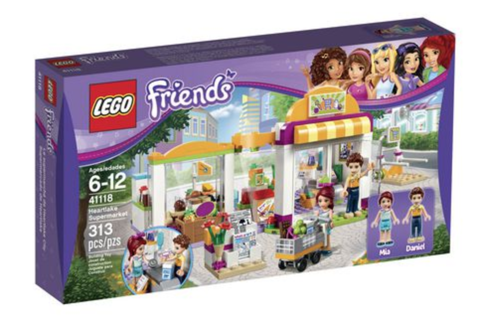 Walmart Canada Deals   10 Off Playmobil NHL Advent Calendar   LEGO     Another good deal at Walmart is on the LEGO     Friends     Heartlake  Supermarket where you can save  10 off and get it for only  30