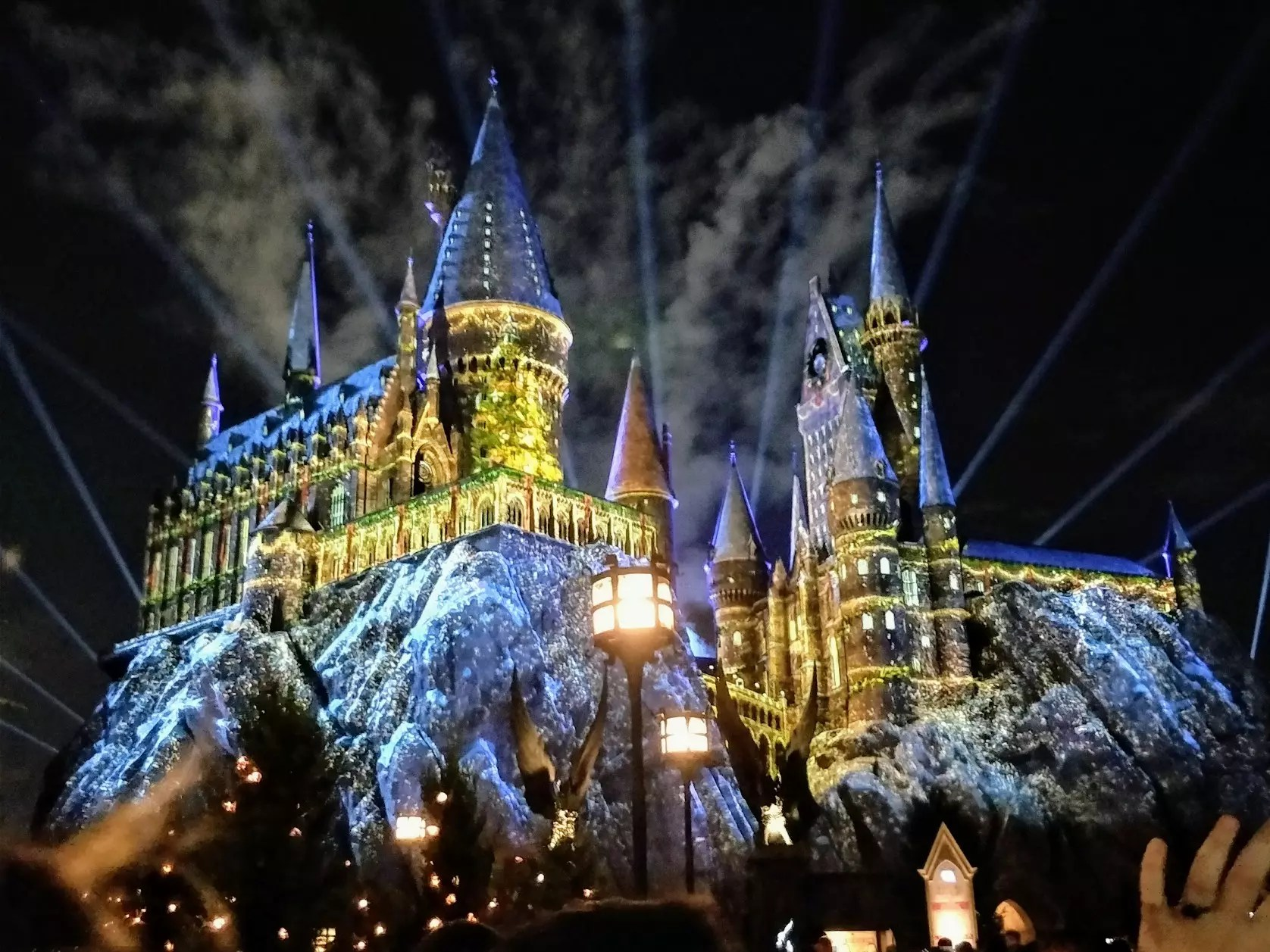 Celebrating The Holidays With A Universal Orlando