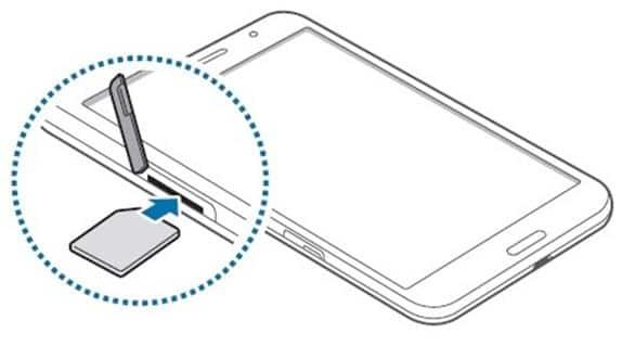 SIM kart ekle