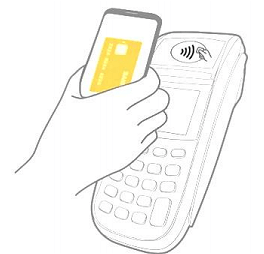 الدفع باستخدام تقنية NFC