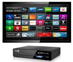 pokyny, jak přeměnit běžnou televizi na inteligentní televizi