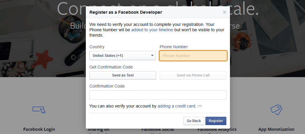 Facebook Page Cannot Be Displayed
