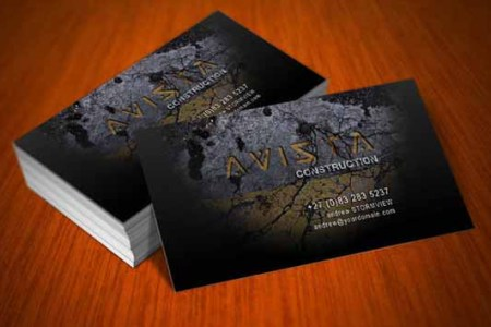 30 Free Business Cards PSD Templates Business Cards Photoshop Templates