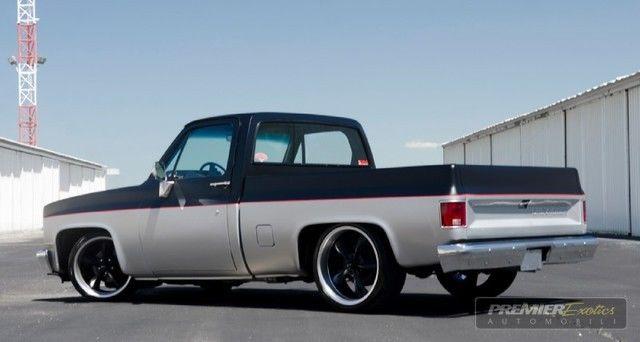 1985 Chevrolet Silverado C10