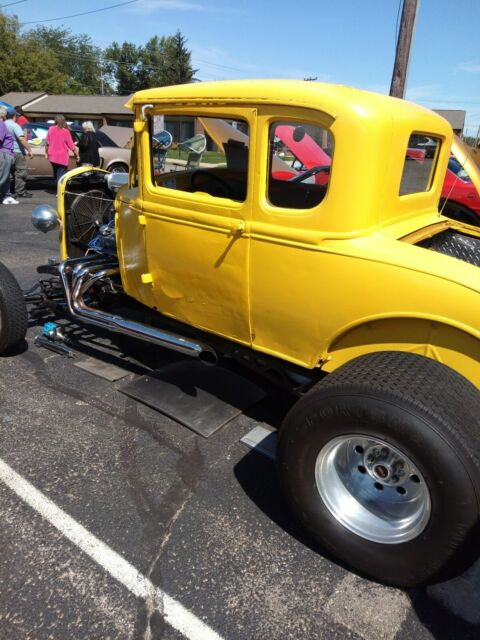 1930 Ford Coupe Steel Body Looks Lke Car In American