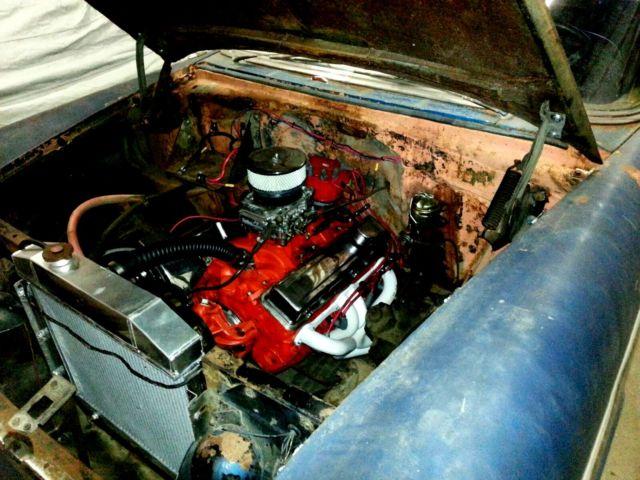 Air Rod 55 Rat Bel Chevy