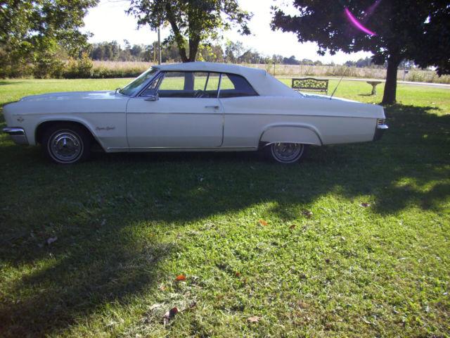 66 Chevy Impala Ss Interior