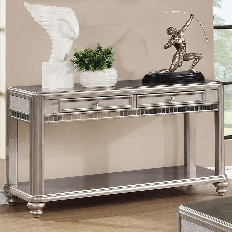 Bling Sofa Table Sofa Tables Occasional And Accent