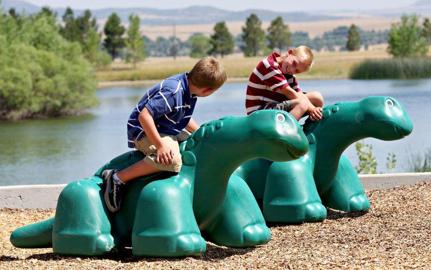 Little Tikes Dinosaur Dinosaur Playground Equipment