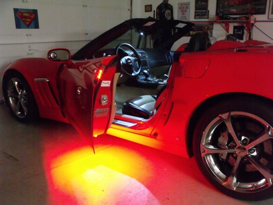 Red Led Light Kit