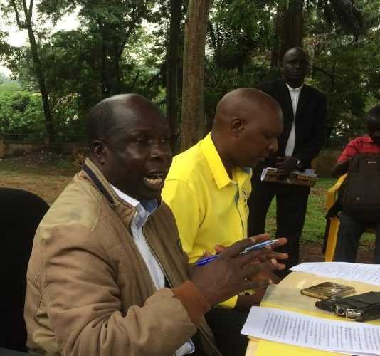 NRM MP Losers Given Deadline For Petitions
