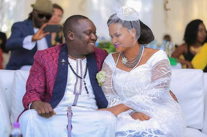 Comedian Salvador to Wed Wife Daphine in December