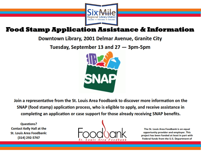 Stamp Application Food Dss