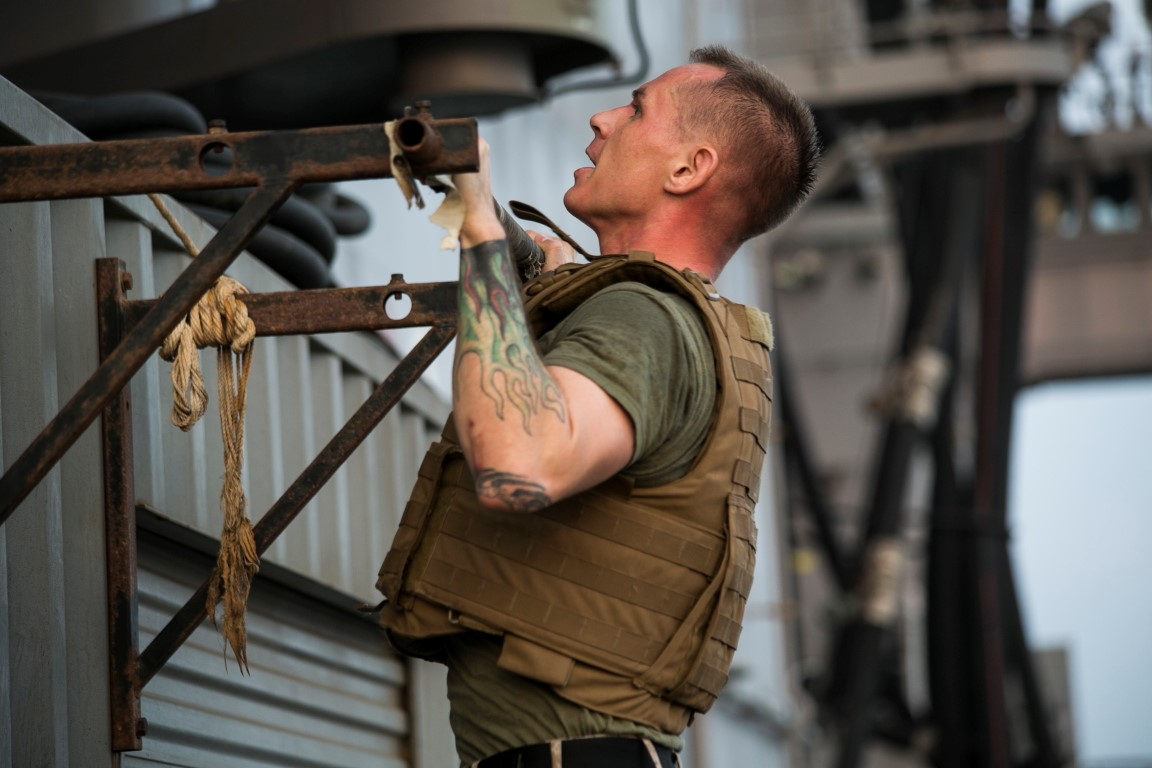 Drill Instructor Tattoo