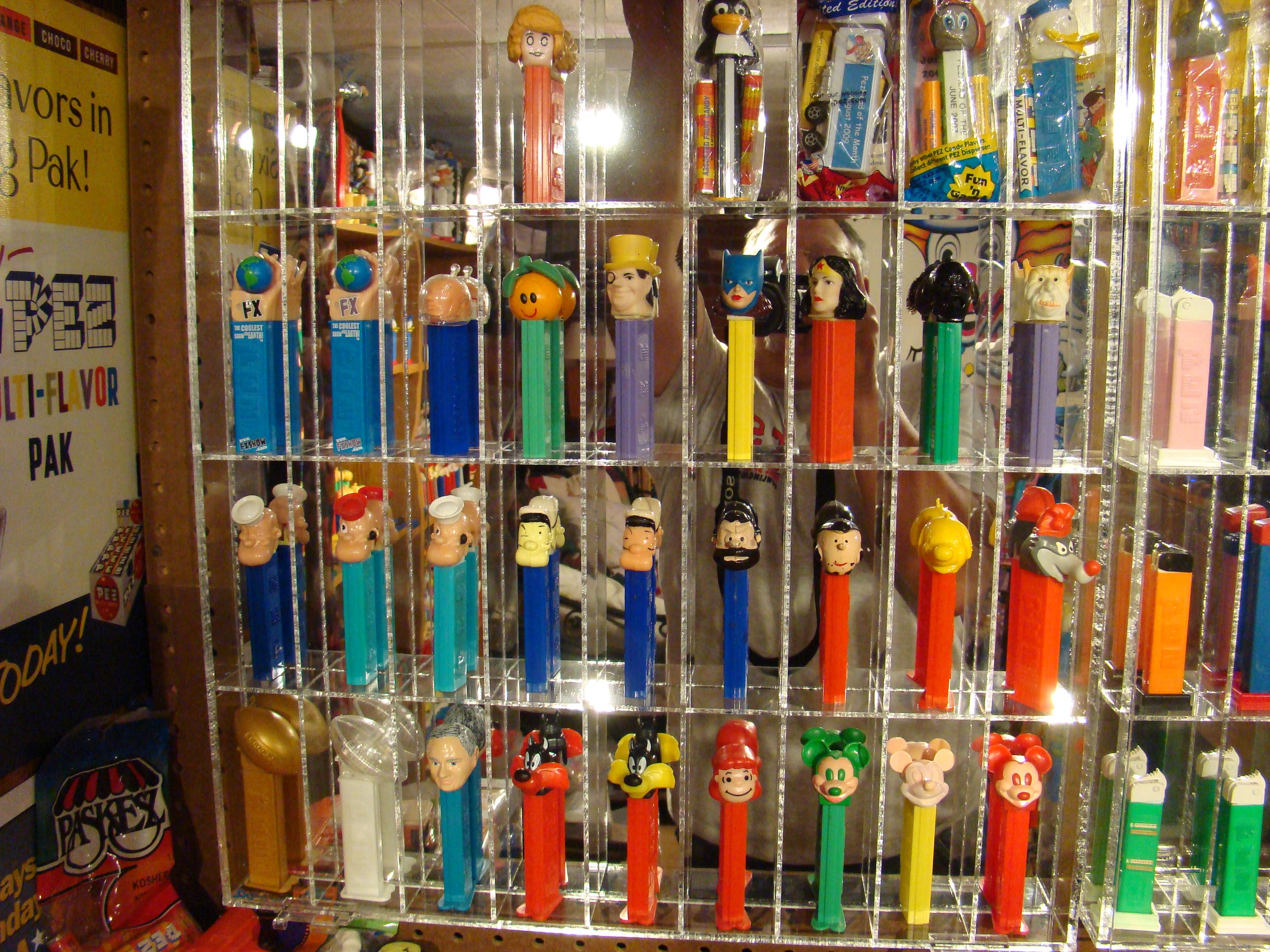 My Collection Snailpez S Pez Emporium