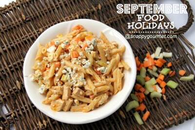 Food Holidays & Recipes (September)   SnappyGourmet.com