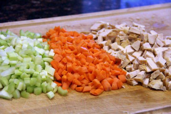 Buffalo Chicken Pasta Salad Recipe | SnappyGourmet.com