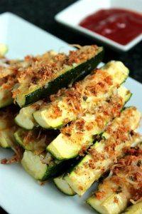 70+ Best Zucchini Recipes (Baked Garlic Parmesan Zucchini Recipe)   SnappyGourmet.com