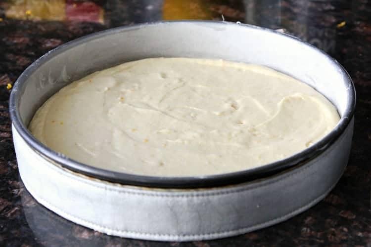 Cannoli Cake Recipe - magic strips for baking cakes