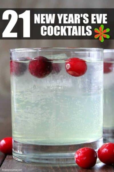 Cranberry Limoncello Spritzer