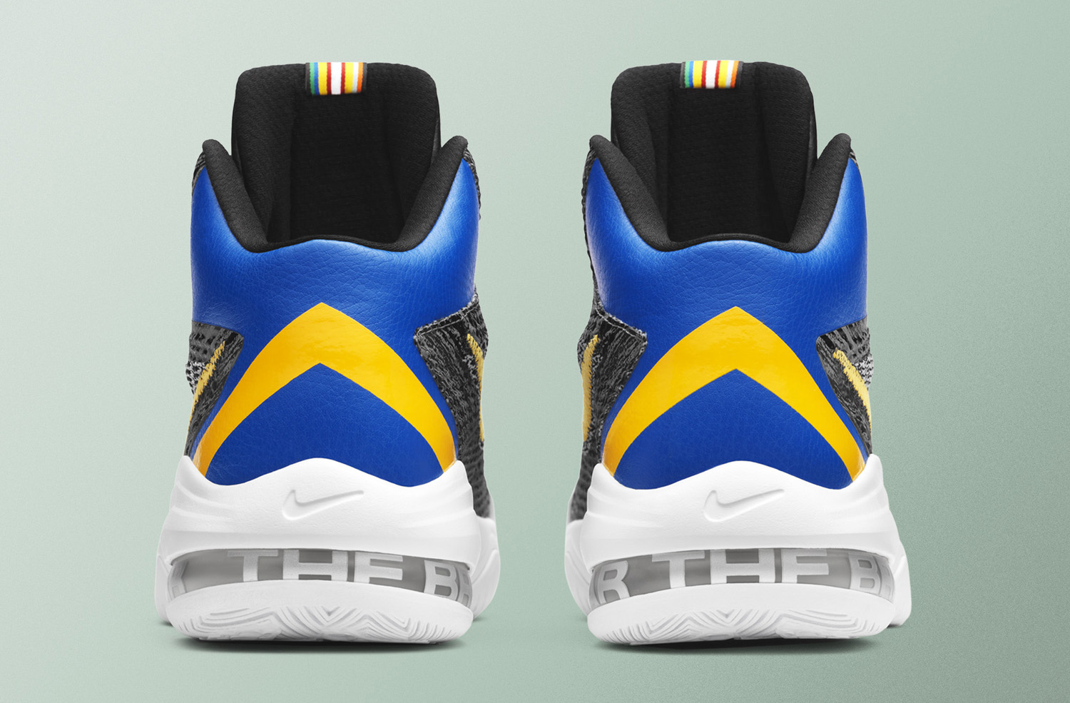Paul George Shoes First