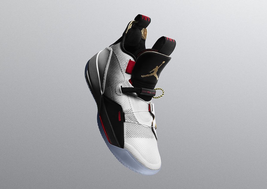 Air Jordan 33 Future of Flight AQ8830 100 Release Date   SBD Air Jordan 33 Future of Flight AQ8830 100 Release Date Price