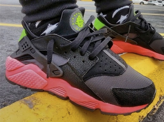purchase cheap 5172a c062f on sale 68582 59796 Hyper Air Huarache Punch Nike