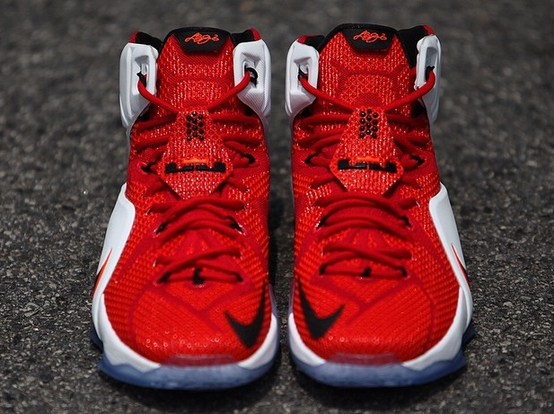 """Nike LeBron 12 """"Heart of the Lion"""" - Release Date ..."""