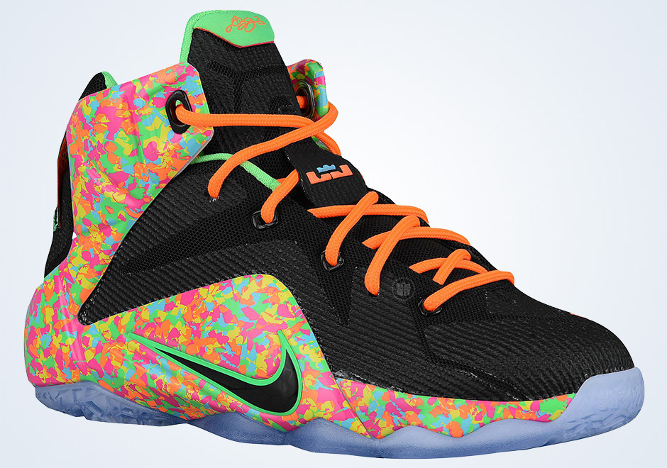 Nike Uses Fruity Pebbles Cereal As Inspiration For ...