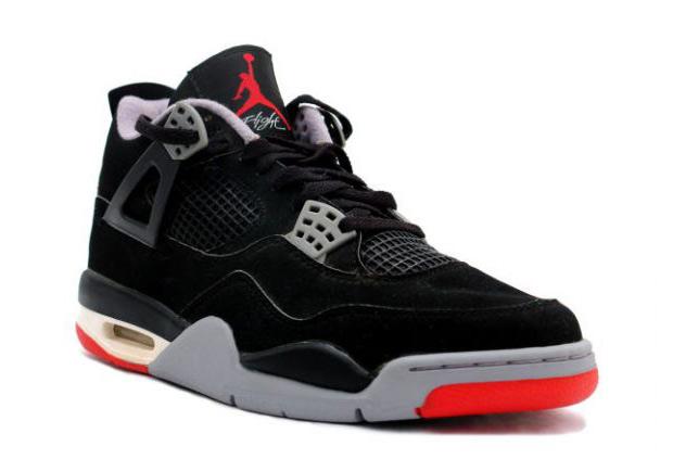 Air Jordan 4 Black Red Nike Air 2017 Release Info