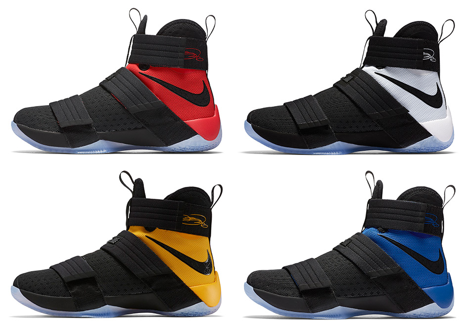 Red Varsity Ways Blue Color Royal Lebron 10 10 Color Lebron Yellow Ways