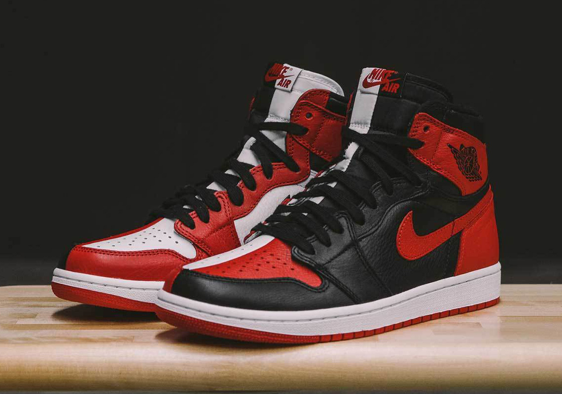 Air Jordan 1  Homage To Home  Where To Buy   SneakerNews com Where To Buy  Air Jordan 1 Retro High OG NRG    Homage To Home