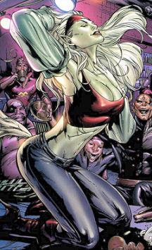 Hepzibah Marvel Untold Mux