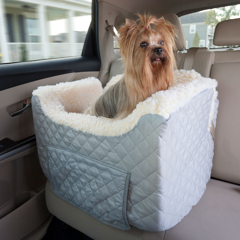 Snoozer Lookout Ii Dog Amp Pet Car Seat With Storage Tray
