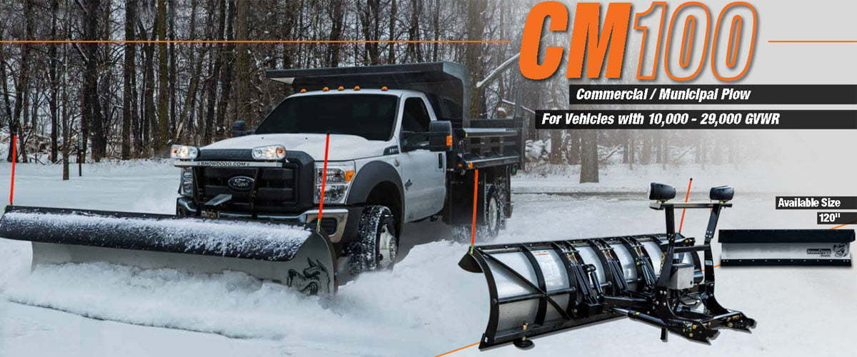 Plow Snow Cutting Edge Rubber