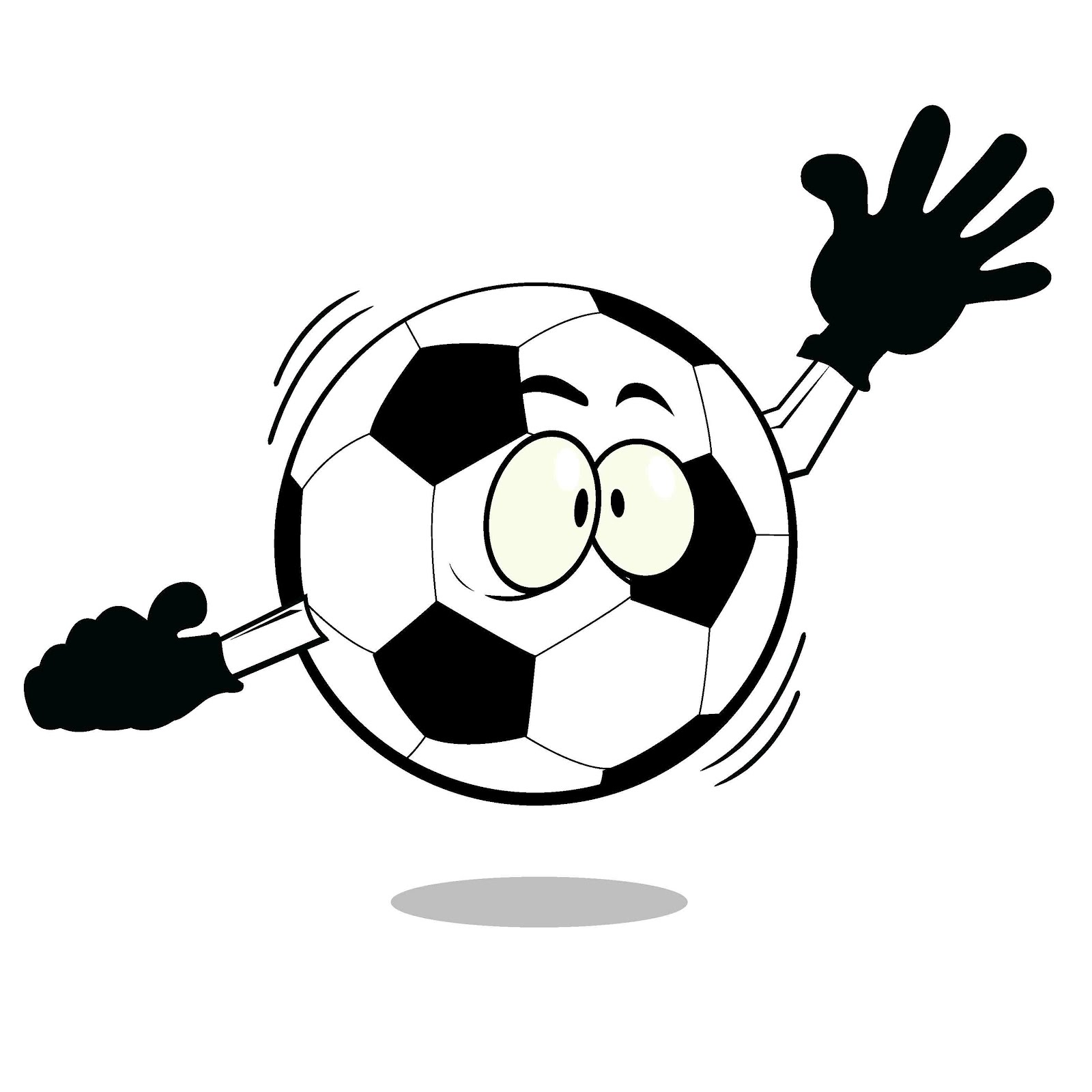 soccer cliparts - HD 1600×1600